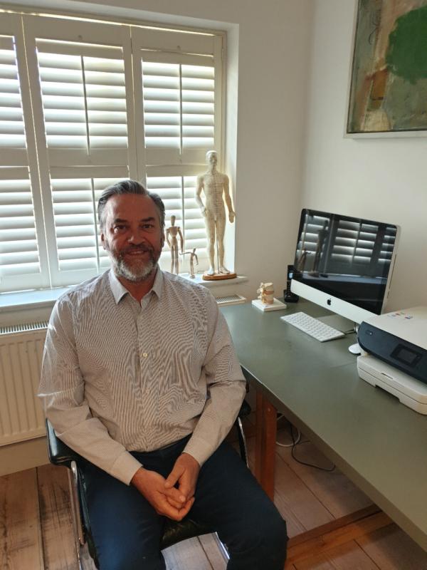 Graham Yates osteopath deal walmer kent