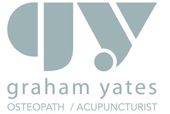 Graham Yates Osteopath Logo